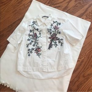 Beautiful Zara blouse